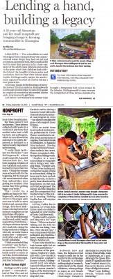 Herald Tribune Article about Dr. Fleener